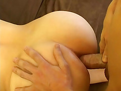 Sweet cooky sucking cock added to receives fucked steadfast on her anal